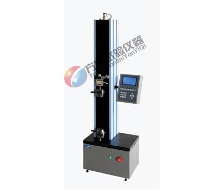 WDS-05液晶显示电子拉力试验机(单立柱500N)