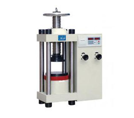 YES-3000数显式压力试验机