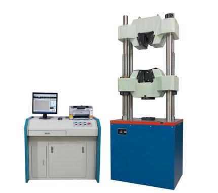 WEW-100微机屏显式万能试验机