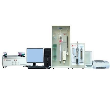 电脑多元素一体分析仪