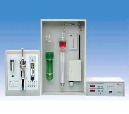 LC-CS系列高速碳硫分析仪