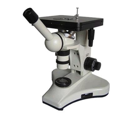 单目金相显微镜4XA
