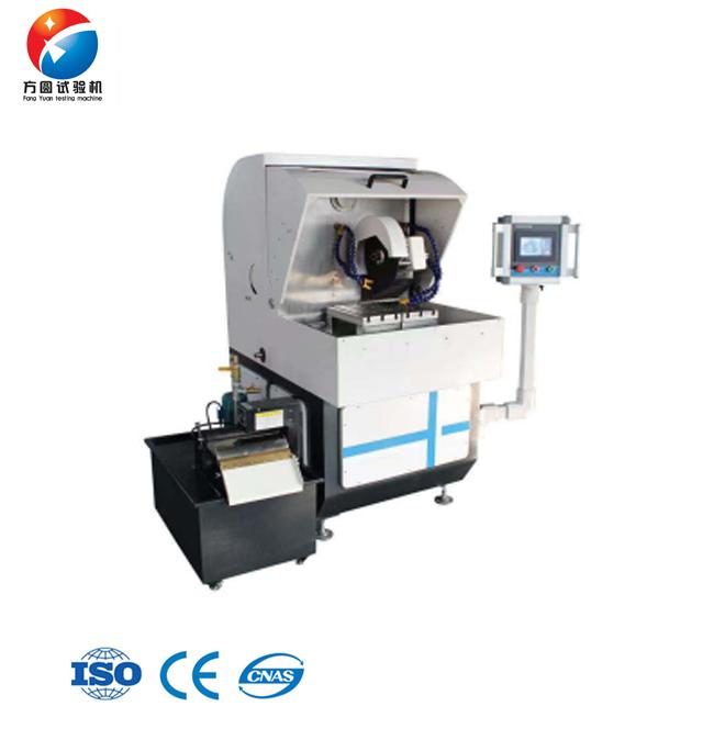 Metal-110Z型自动金相切割机