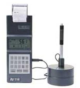 里氏硬度计的原理及计算公式